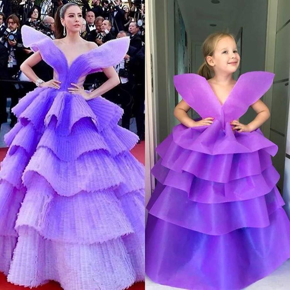 Bé gái 5 tuổi gây bão với bộ ảnh cosplay sao nổi tiếng đi sự kiện-3