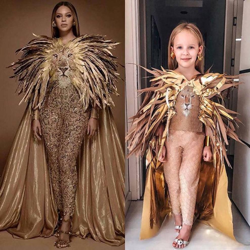Bé gái 5 tuổi gây bão với bộ ảnh cosplay sao nổi tiếng đi sự kiện-4
