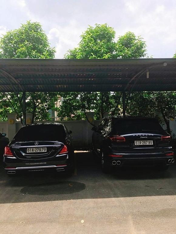 Loạt ô tô sang biển số sảnh cực chất của đại gia Việt-8