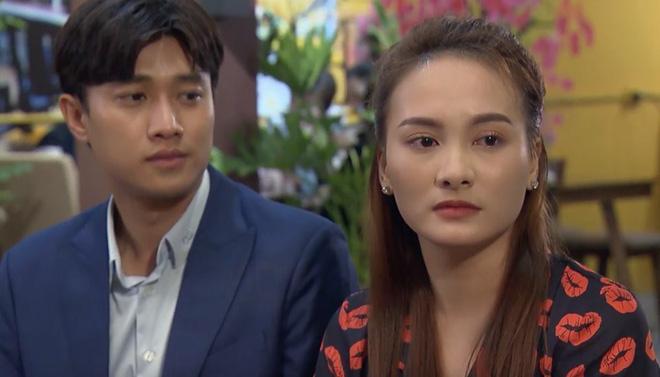Quốc Trường: Tôi phải hôn Bảo Thanh tới 10 lần một cảnh, còn Quỳnh Nga là 6 lần-5