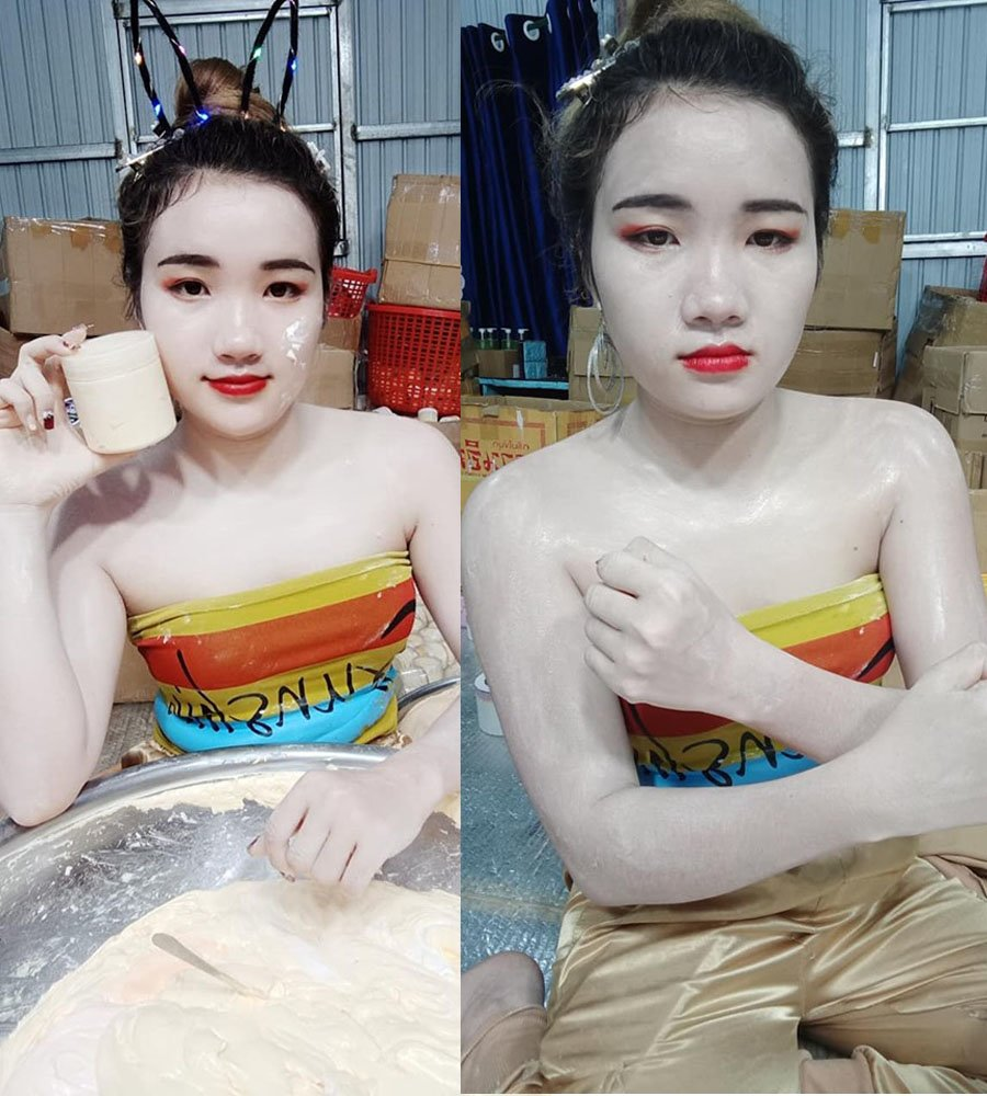 """Mục sở thị"""" thị trường kem trộn: Hot girl đổ xô đi bán kem - Hậu quả người mua gánh-5"""