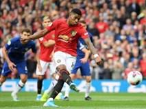 Rashford lập cú đúp, MU vùi dập Chelsea trên sân nhà