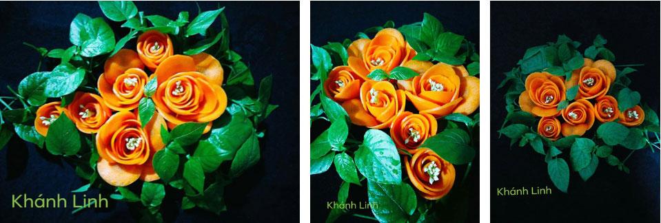 Ngất ngây với những tác phẩm hoa đẹp từng centimet dành riêng cho mùa Vu Lan khiến MXH phát sốt-6