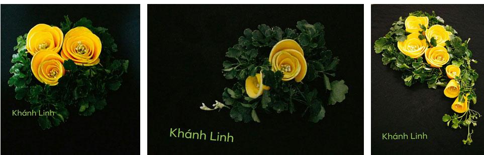 Ngất ngây với những tác phẩm hoa đẹp từng centimet dành riêng cho mùa Vu Lan khiến MXH phát sốt-8