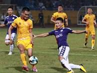 Nén đau buồn thi đấu, Quang Hải khiến đồng đội, HLV Hà Nội FC cảm kích