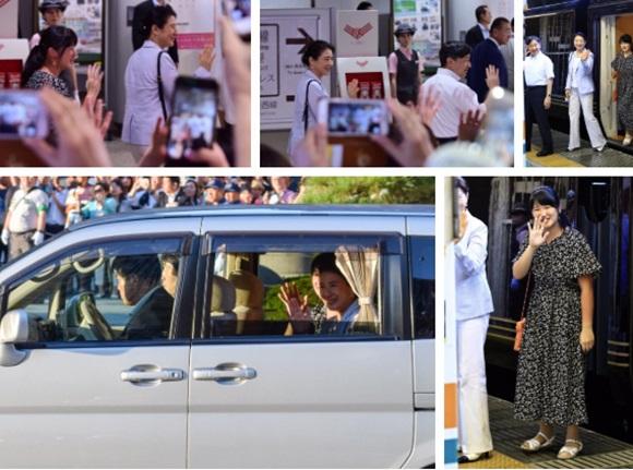 Hoàng hậu Masako xuất hiện trở lại cùng con gái duy nhất nhưng Công chúa Nhật Bản tự dìm hàng mình bởi vẻ ngoại hình gây thất vọng-1
