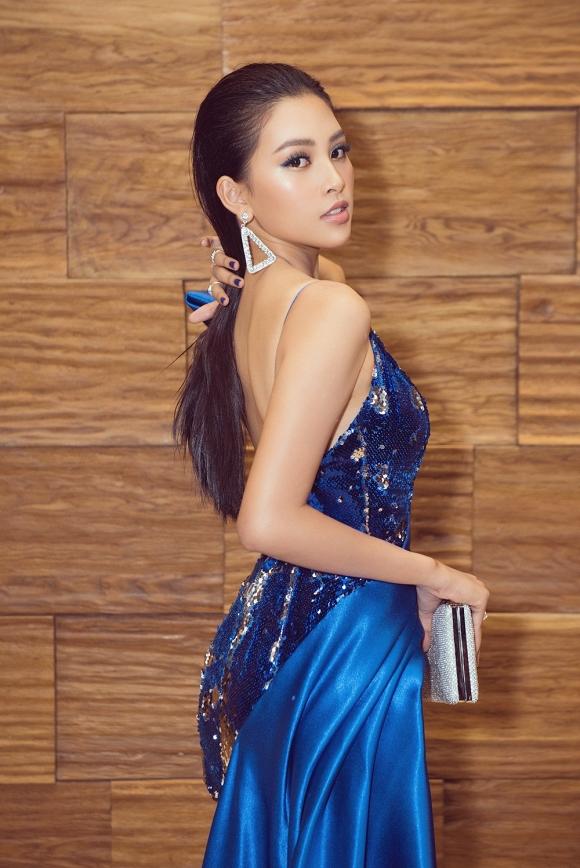 Hoa hậu Tiểu Vy đẹp như nữ thần, hào hứng khi làm giám khảo cuộc thi nhan sắc quốc tế-6