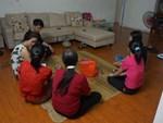 Hà Nội: Điều tra nghi vấn kẻ biến thái sàm sỡ rồi hành hung cô gái trẻ trong góc tối tầng hầm chung cư-3