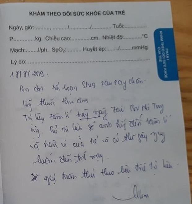 Nghi án bố cùng dì ghẻ bạo hành con trai dã man suốt nhiều năm ở Phú Thọ: Đốt túi bóng nhỏ vào mông, bắt nhặt cơm dưới đất lên ăn-3