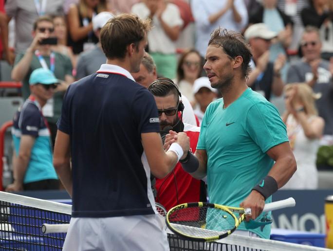 Vô địch Rogers Cup 2019, Nadal giành danh hiệu thứ 35 ATP Masters-1