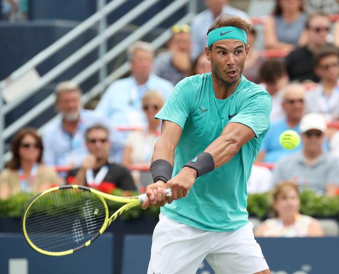 Vô địch Rogers Cup 2019, Nadal giành danh hiệu thứ 35 ATP Masters-2