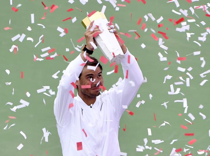 Vô địch Rogers Cup 2019, Nadal giành danh hiệu thứ 35 ATP Masters-6