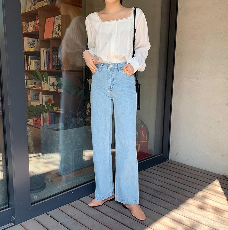 4 món đồ jeans bạn nên tậu gấp để bước vào mùa thu với style trẻ xinh và siêu cấp sành điệu-15