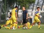 Tuyển Việt Nam và U23 cùng hội quân trước trận gặp Thái Lan-3