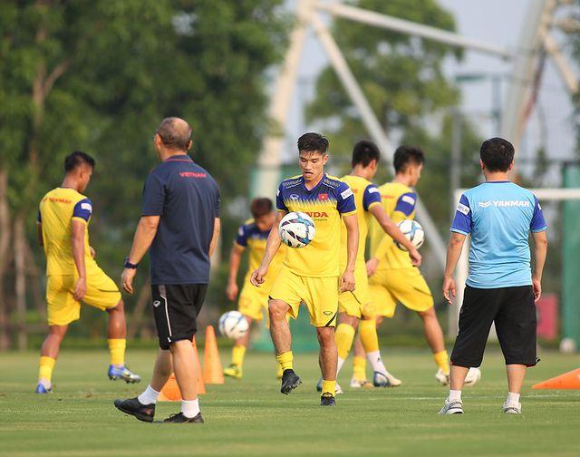HLV Park Hang Seo nhận tin không vui ở U22 Việt Nam-3
