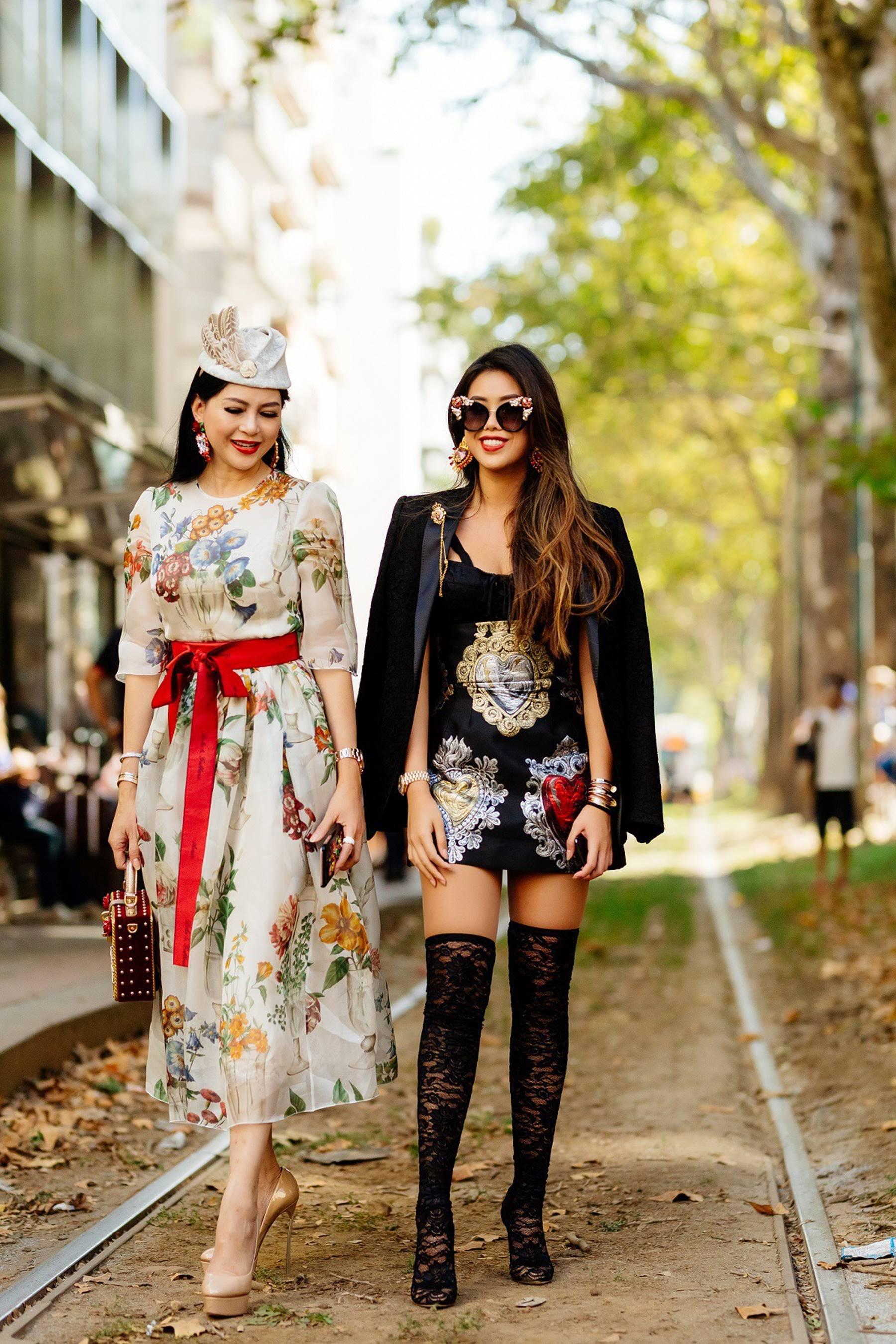 3 ái nữ cành vàng lá ngọc nhà đại gia Việt: Thay đồ hiệu như thay áo, xách túi hiệu như xách giỏ đi chợ mỗi ngày-2