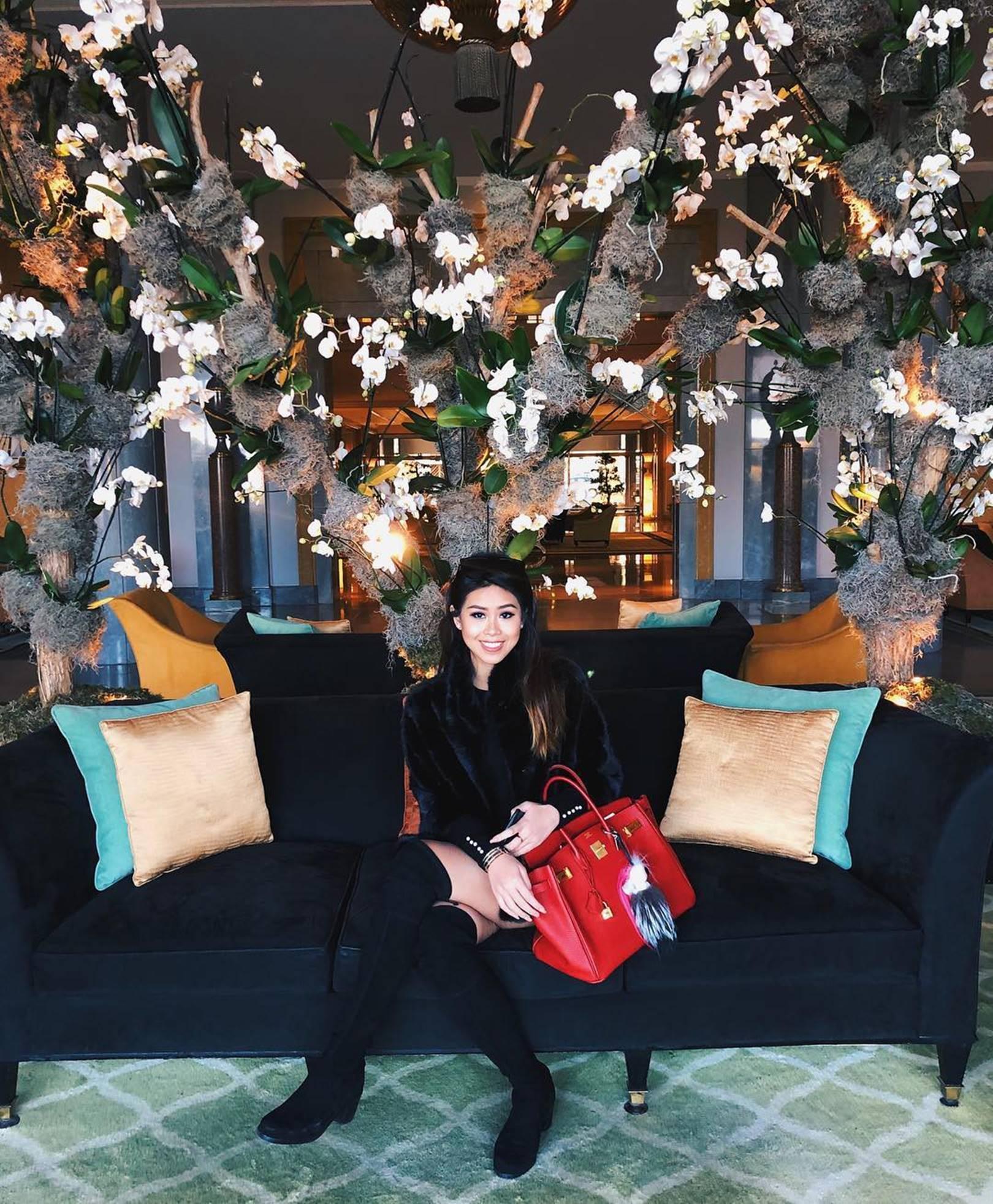 3 ái nữ cành vàng lá ngọc nhà đại gia Việt: Thay đồ hiệu như thay áo, xách túi hiệu như xách giỏ đi chợ mỗi ngày-5