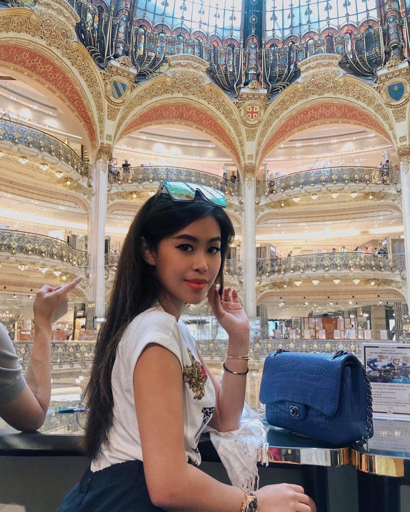 3 ái nữ cành vàng lá ngọc nhà đại gia Việt: Thay đồ hiệu như thay áo, xách túi hiệu như xách giỏ đi chợ mỗi ngày-7