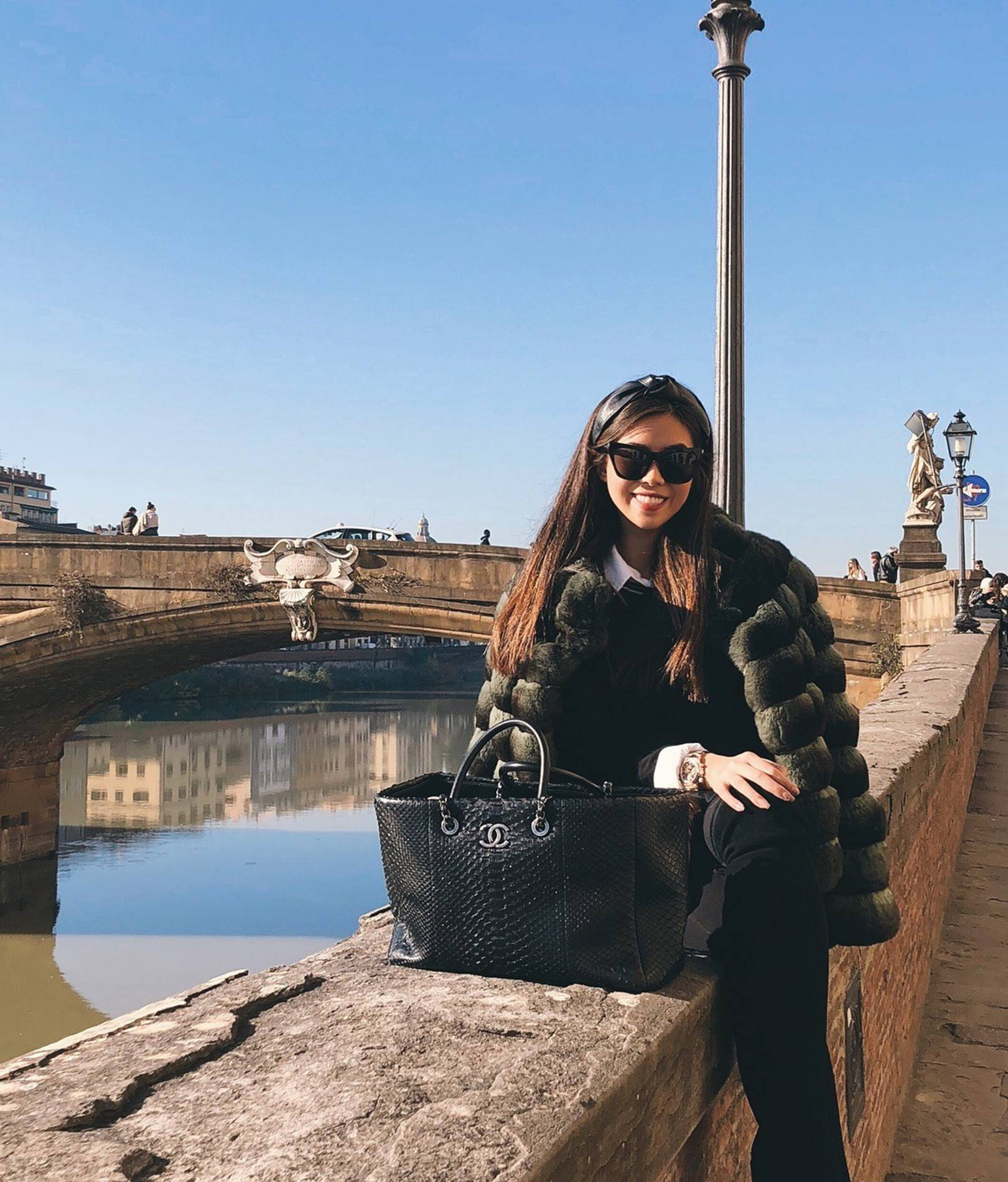 3 ái nữ cành vàng lá ngọc nhà đại gia Việt: Thay đồ hiệu như thay áo, xách túi hiệu như xách giỏ đi chợ mỗi ngày-9