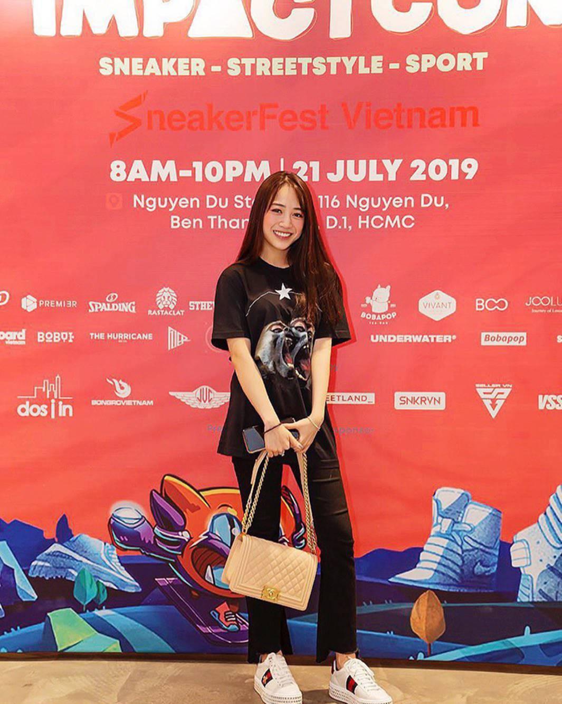3 ái nữ cành vàng lá ngọc nhà đại gia Việt: Thay đồ hiệu như thay áo, xách túi hiệu như xách giỏ đi chợ mỗi ngày-24