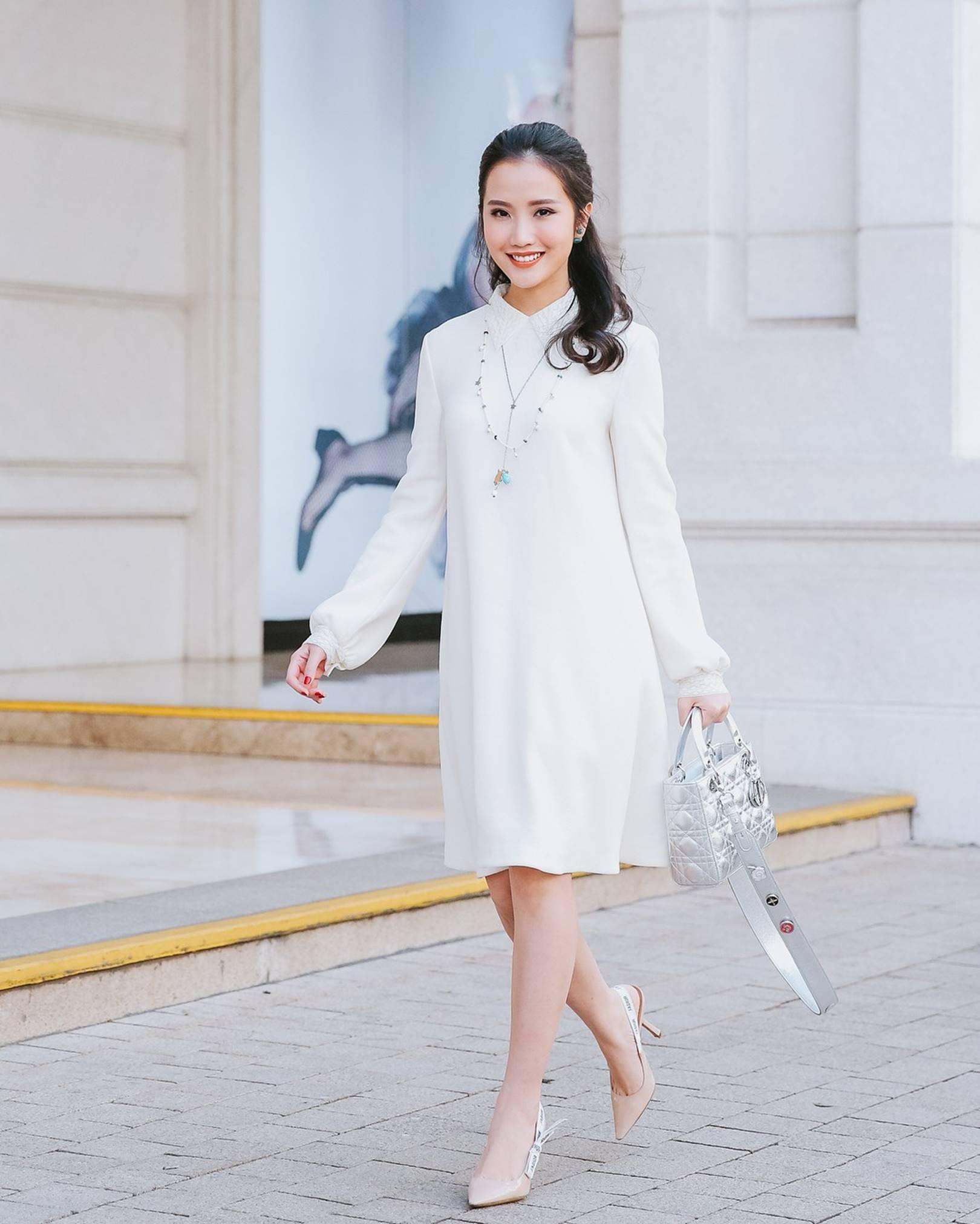 3 ái nữ cành vàng lá ngọc nhà đại gia Việt: Thay đồ hiệu như thay áo, xách túi hiệu như xách giỏ đi chợ mỗi ngày-29