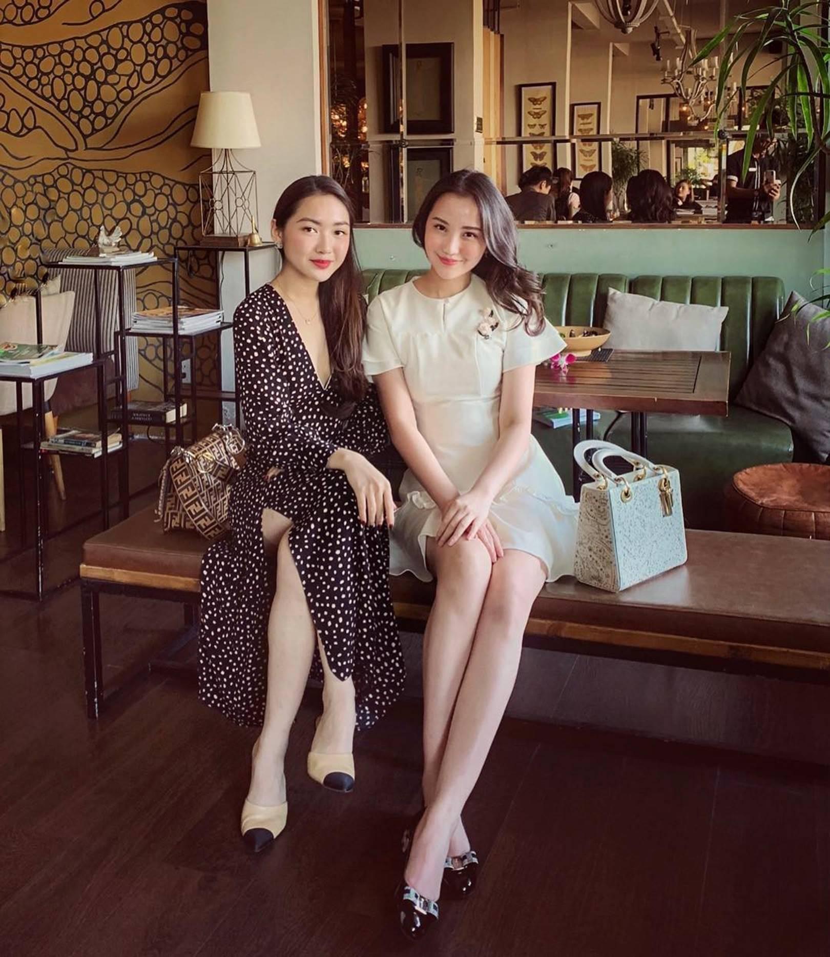 3 ái nữ cành vàng lá ngọc nhà đại gia Việt: Thay đồ hiệu như thay áo, xách túi hiệu như xách giỏ đi chợ mỗi ngày-30