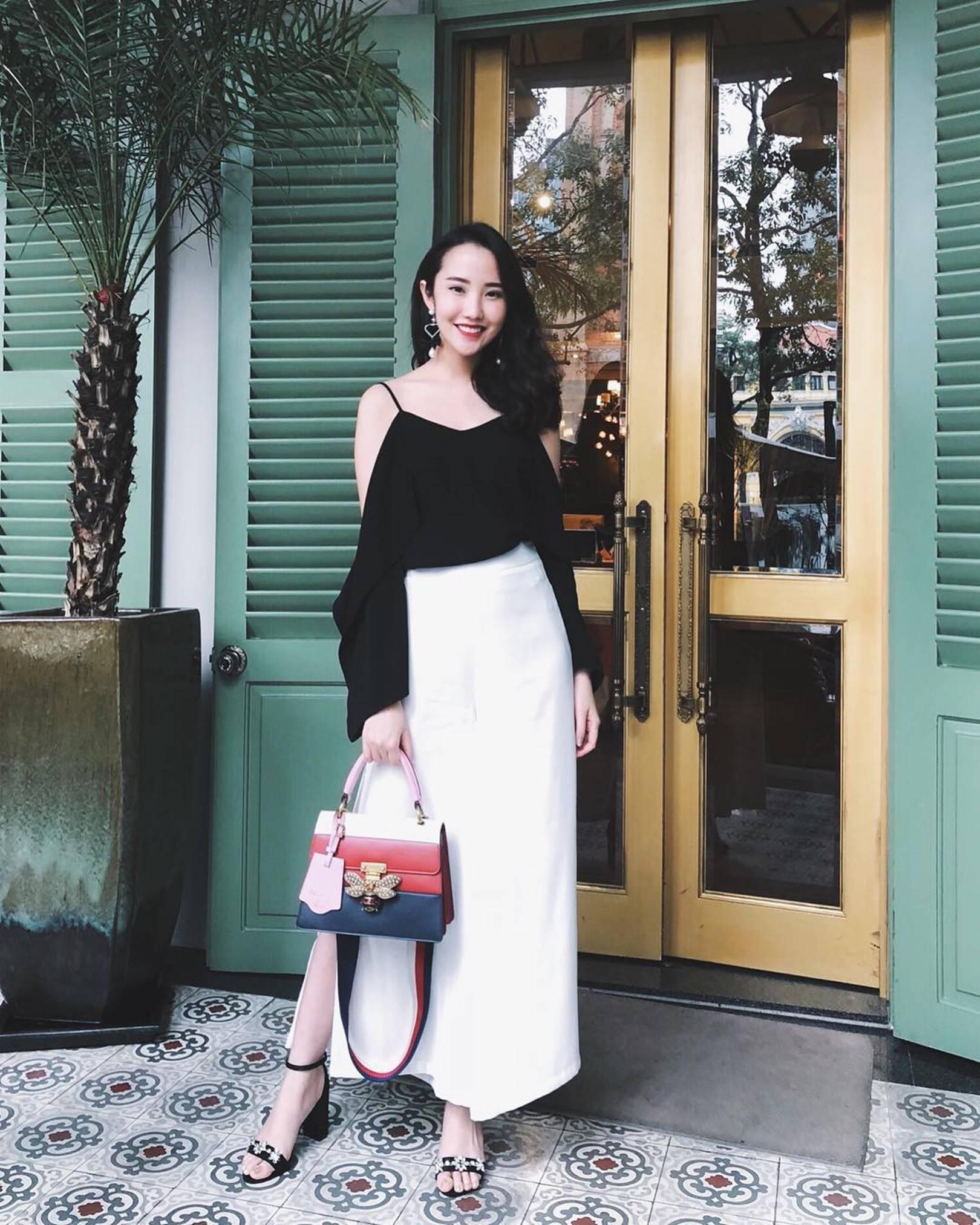 3 ái nữ cành vàng lá ngọc nhà đại gia Việt: Thay đồ hiệu như thay áo, xách túi hiệu như xách giỏ đi chợ mỗi ngày-33