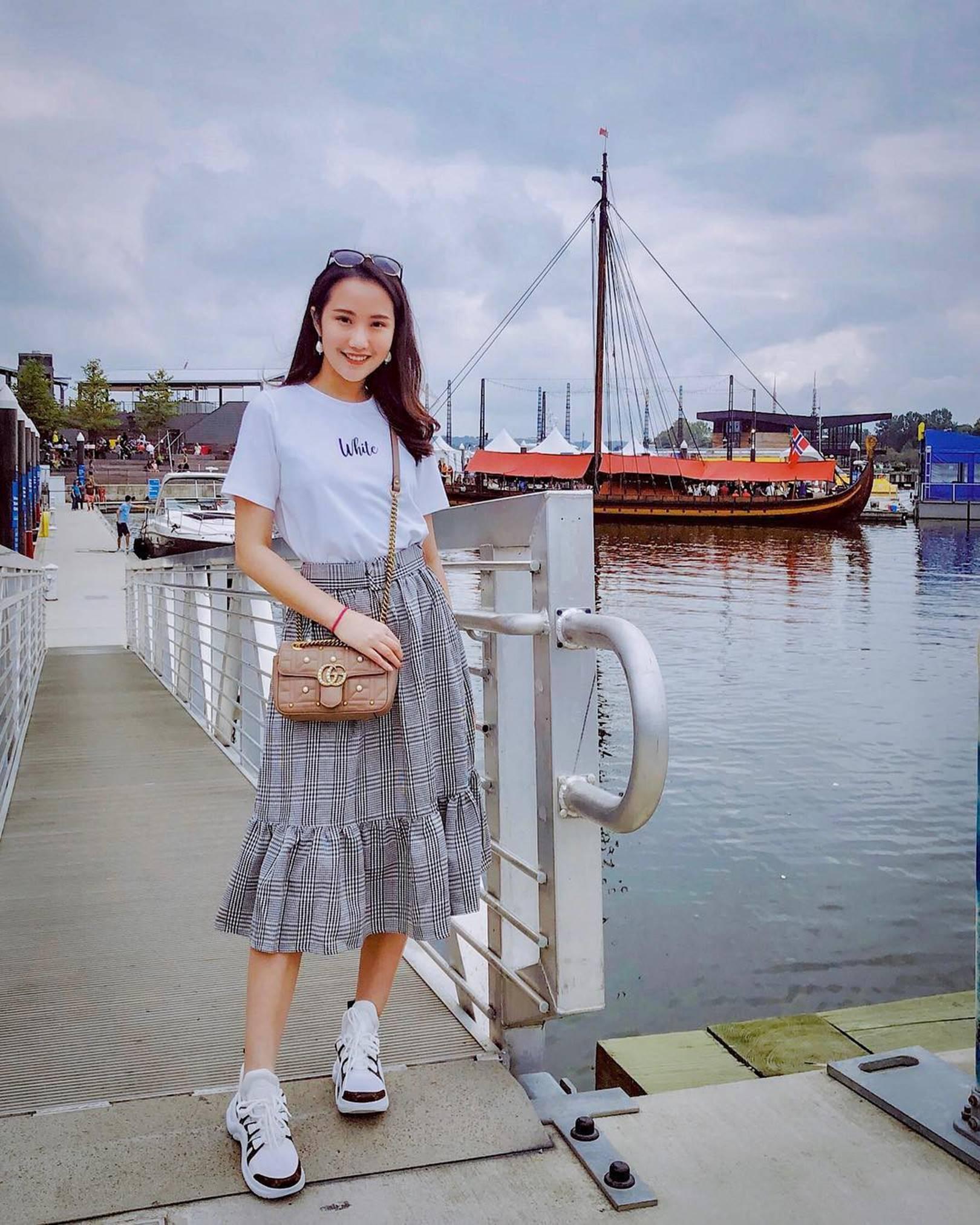 3 ái nữ cành vàng lá ngọc nhà đại gia Việt: Thay đồ hiệu như thay áo, xách túi hiệu như xách giỏ đi chợ mỗi ngày-37