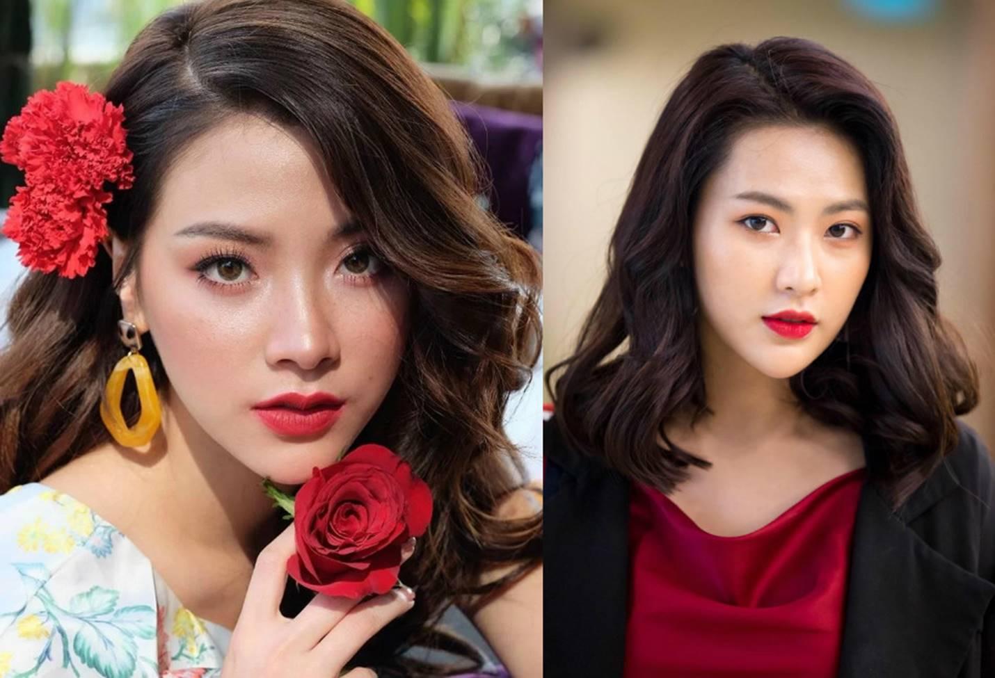Nữ diễn viên Việt gây bất ngờ vì quá giống mỹ nhân Chiếc lá cuốn bay-2