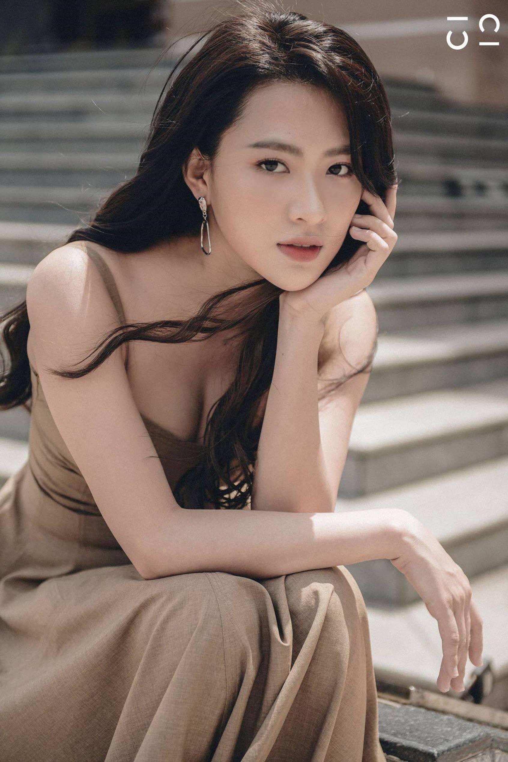 Nữ diễn viên Việt gây bất ngờ vì quá giống mỹ nhân Chiếc lá cuốn bay-5