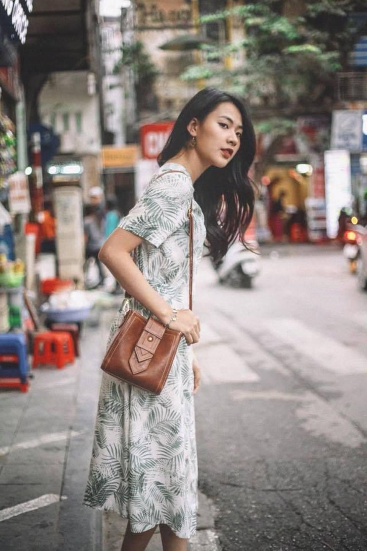 Nữ diễn viên Việt gây bất ngờ vì quá giống mỹ nhân Chiếc lá cuốn bay-10
