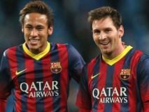 Messi ra mặt để cản Neymar gia nhập Real