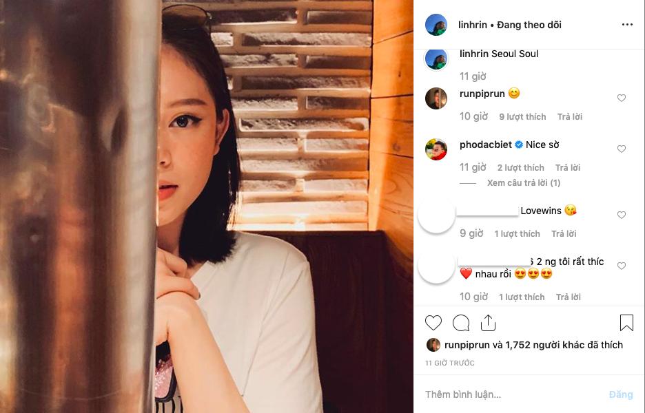 Em chồng Tăng Thanh Hà - Phillip Nguyễn chính thức công khai hẹn hò cùng Linh Rin, bất ngờ nhất là phản ứng của người thân-2