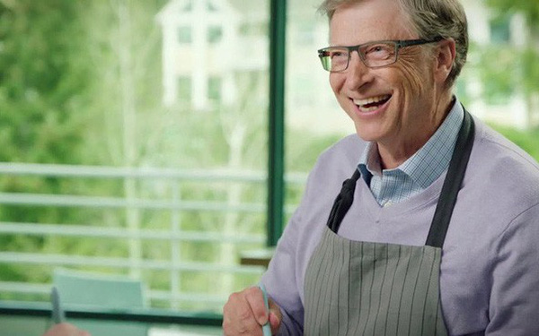 Bill Gates, tỷ phú giàu thứ hai thế giới, thừa nhận chưa bao giờ thịt gà-1