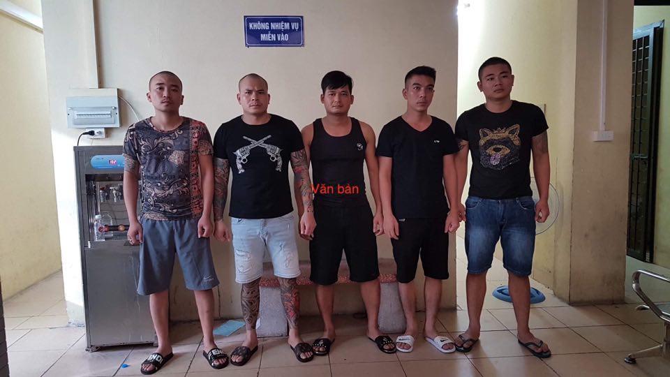 Sau Khá Bảnh đến lượt đàn anh Quang Rambo bị bắt giữ vì cầm đầu nhóm đòi nợ thuê-1