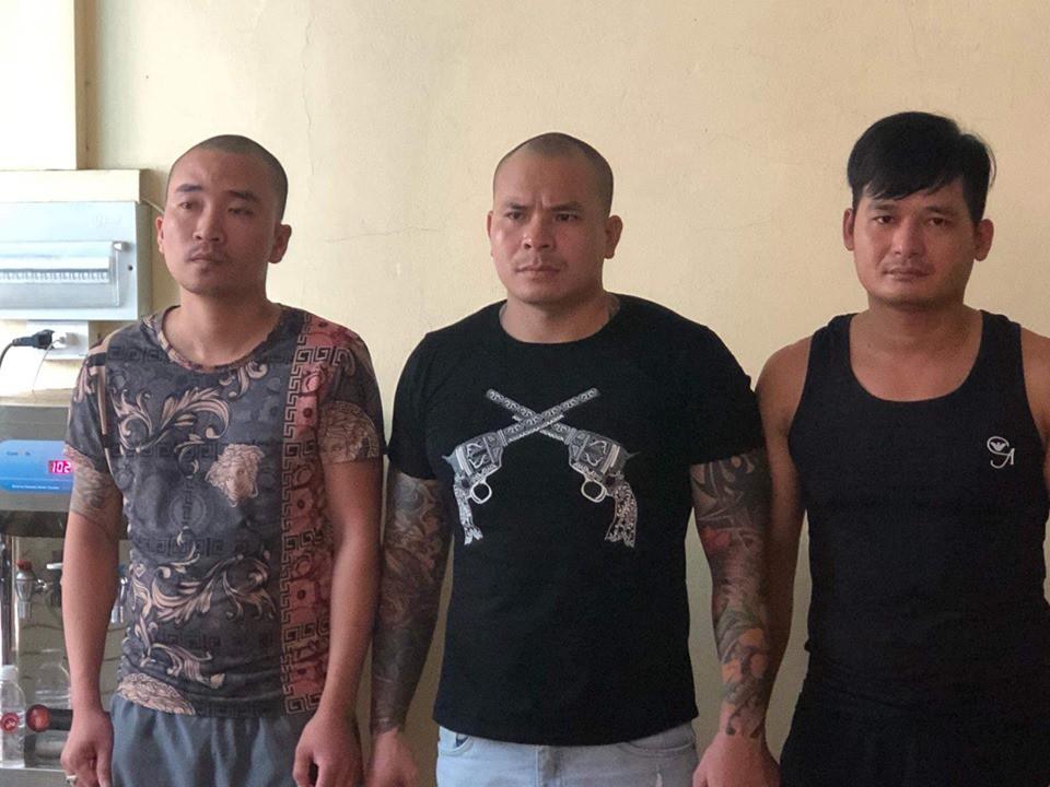 Sau Khá Bảnh đến lượt đàn anh Quang Rambo bị bắt giữ vì cầm đầu nhóm đòi nợ thuê-4