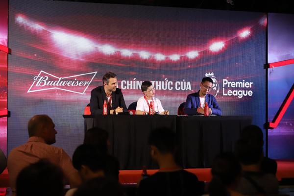 Budweiser trở thành nhà tài trợ chính thức Bóng đá Ngoại hạng Anh và Laliga-1