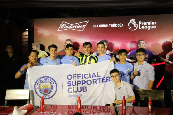 Budweiser trở thành nhà tài trợ chính thức Bóng đá Ngoại hạng Anh và Laliga-2