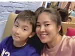 Trước giờ lên bàn đẻ, Lê Phương bật mí cuộc nói chuyện xúc động với con trai giúp cô vượt qua những cơn đau-5
