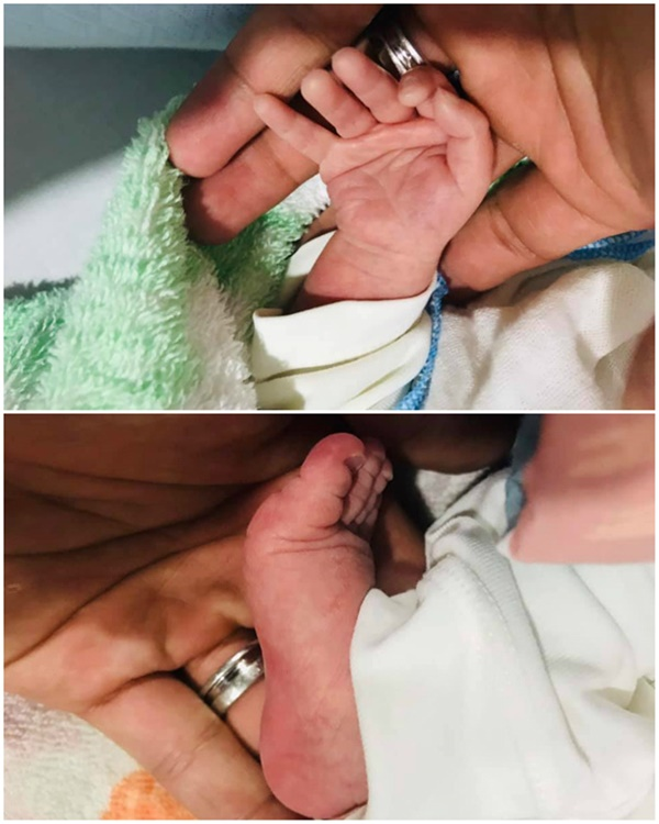 Vợ doanh nhân hơn 15 tuổi sinh đôi con trai cho Trương Nam Thành-1