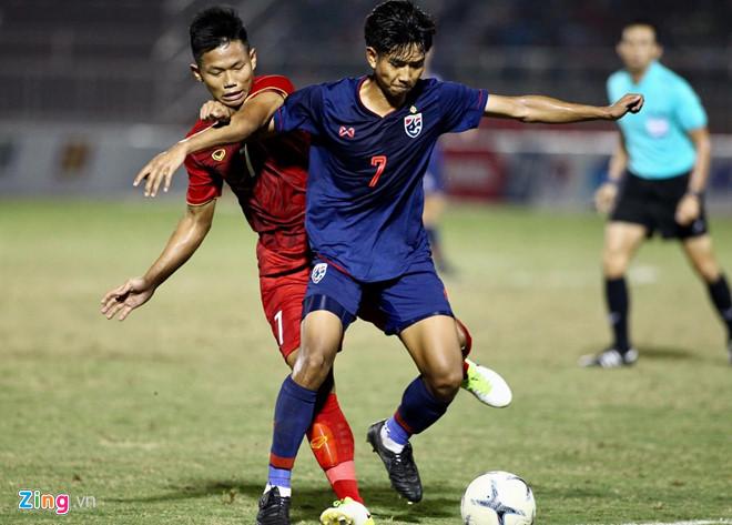 Hòa Thái Lan, U18 Việt Nam mất quyền tự quyết vào bán kết-1