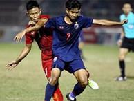 Hòa Thái Lan, U18 Việt Nam mất quyền tự quyết vào bán kết