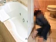 Thai phụ tử vong trong nhà tắm vì điện giật, chồng chạy vào cứu cũng qua đời thương tâm