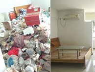 Nhận phòng sau hơn 1 năm cho gái trẻ thuê, chủ nhà tá hỏa trước cảnh tượng bên trong