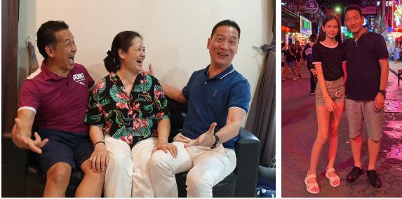 Sinh nhật tuổi 26 vui khó tả của Lâm Tây: Đại gia đình họ Đặng kéo nhau sang Thái xua tan nỗi cô đơn cho cậu cháu-1