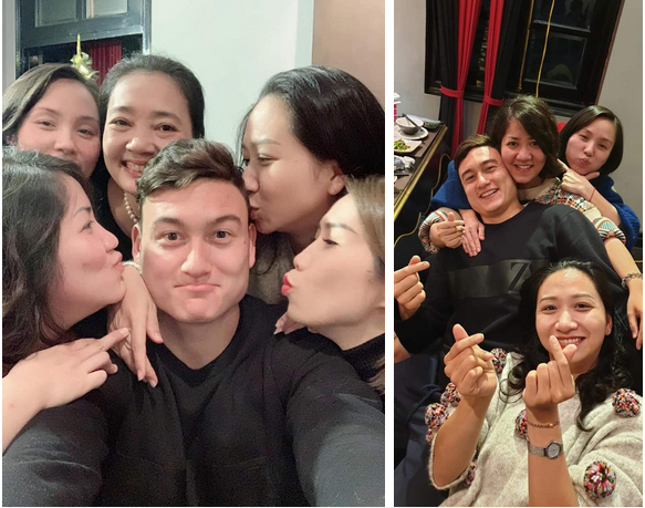 Sinh nhật tuổi 26 vui khó tả của Lâm Tây: Đại gia đình họ Đặng kéo nhau sang Thái xua tan nỗi cô đơn cho cậu cháu-6
