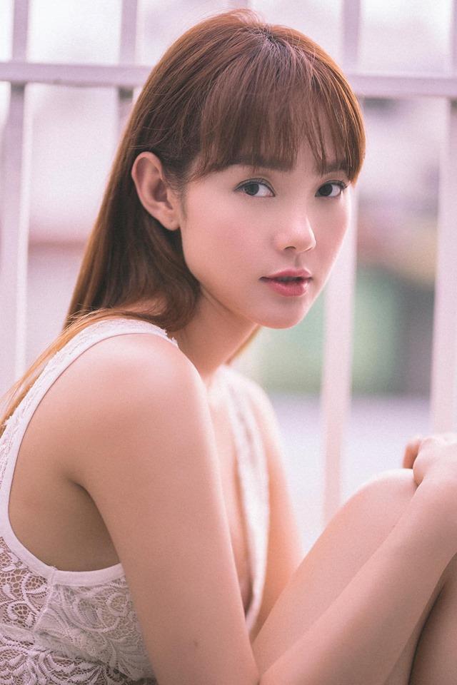 Minh Hằng đăng ảnh thanh xuân, được khen nhan sắc ở tuổi 32-1
