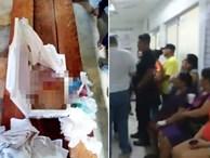 Con trai vừa chào đời đã mất, bố mẹ chết lặng khi mở quan tài bệnh viện đưa cho