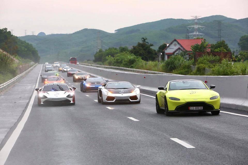 Hé lộ kế hoạch đặc biệt quy tụ 50 siêu xe của đại gia Việt-12