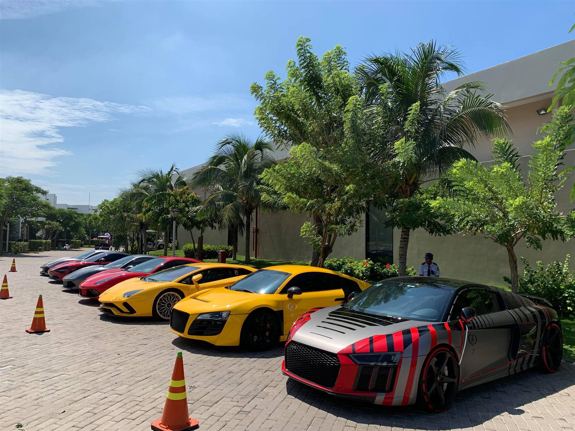 Hé lộ kế hoạch đặc biệt quy tụ 50 siêu xe của đại gia Việt-13